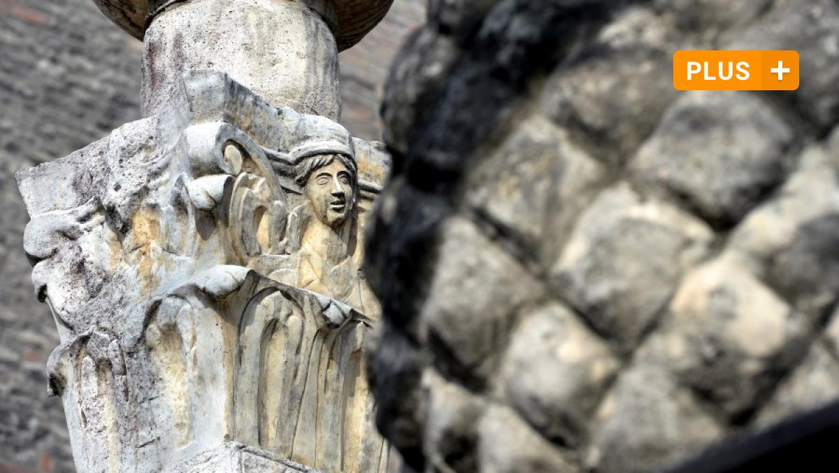 Augsburg: Art in Public: On the Trail of the Romans in Augsburg
