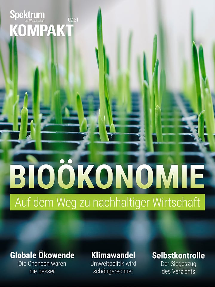 Spectrum Deal: Bioeconomy - on the road to a sustainable economy