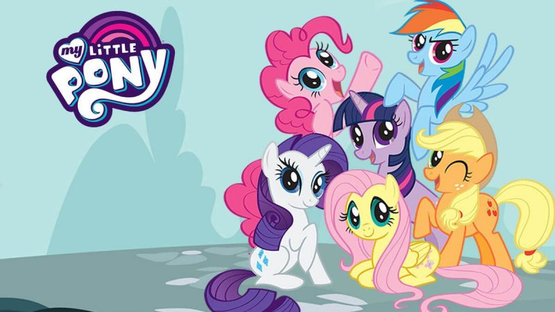 My Little Pony, the official movie of the series arrives on Netflix