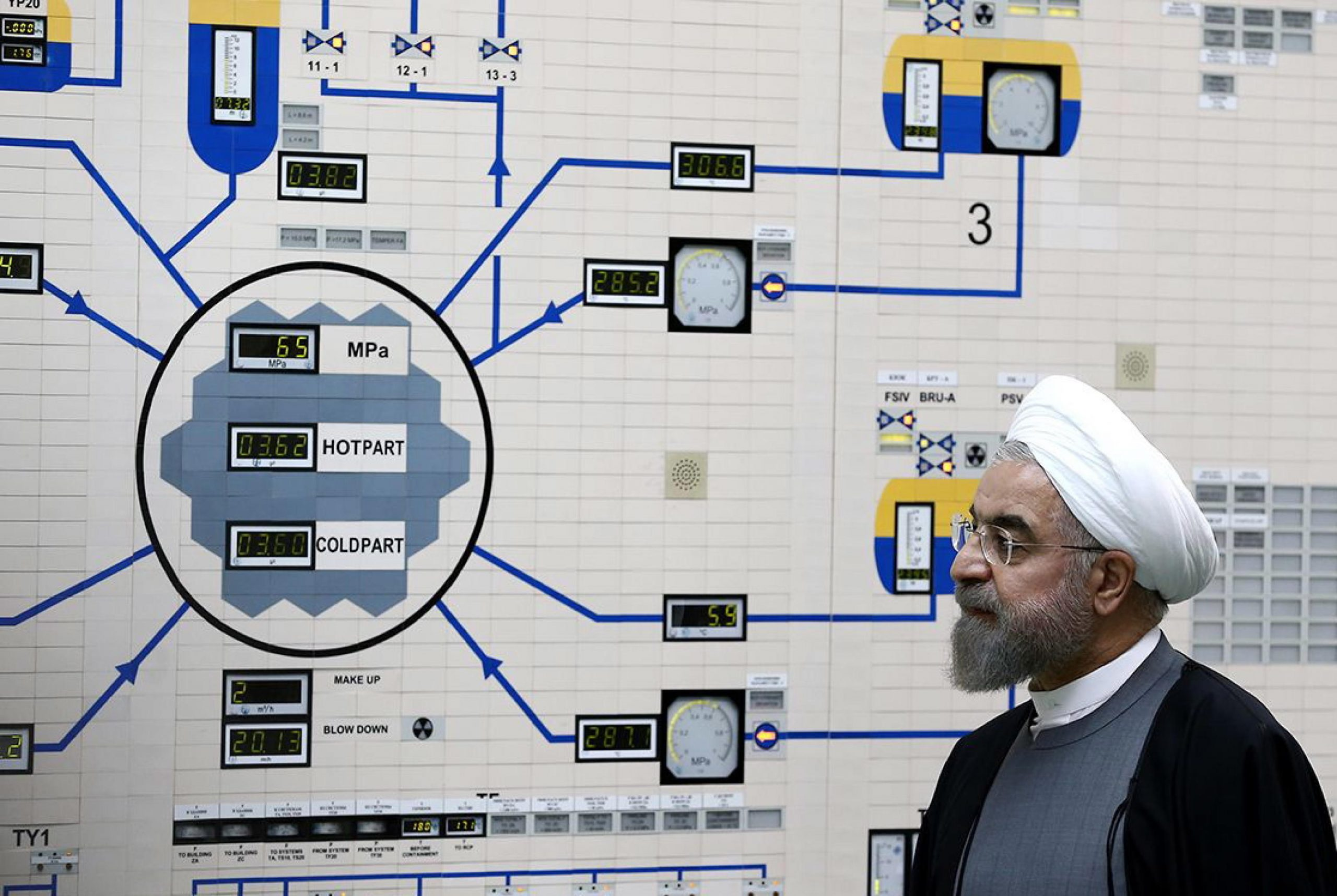 Iran and the United States, who will take the first step on nuclear energy?