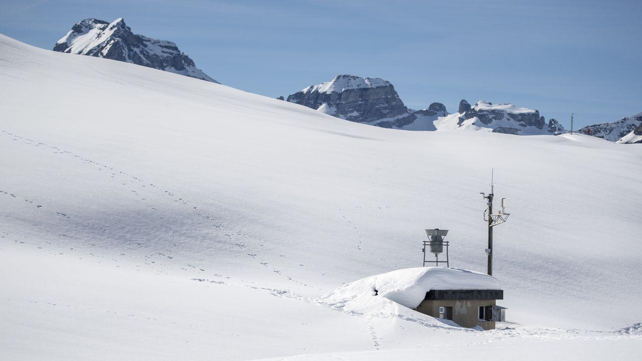 Record low temperatures in Brevin, Switzerland, -44 ° C OK?