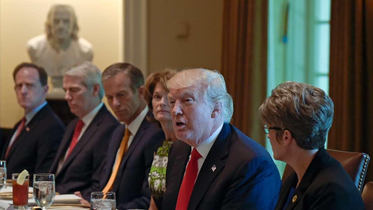 "Donald Trump's trial: ""unforgivable"" – a Republican complaining about a former president"