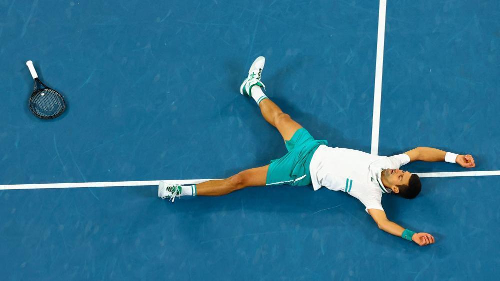 Championship victory in Australia: Djokovic sweeps Medvedev off the field – Tennis