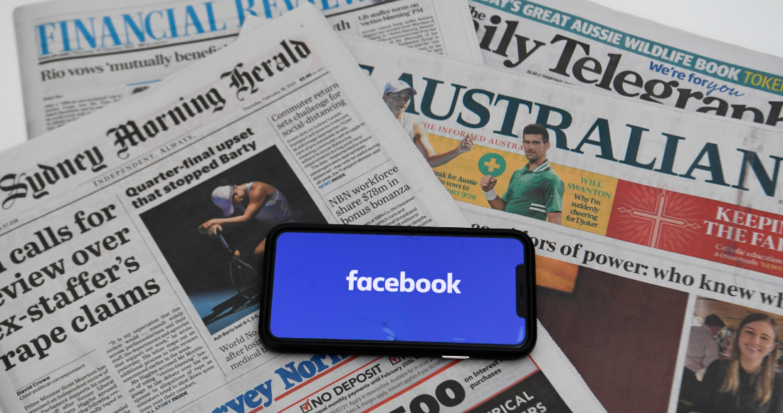 Facebook lifts the ban on news in Australia after the approval of a law requiring payment to the media