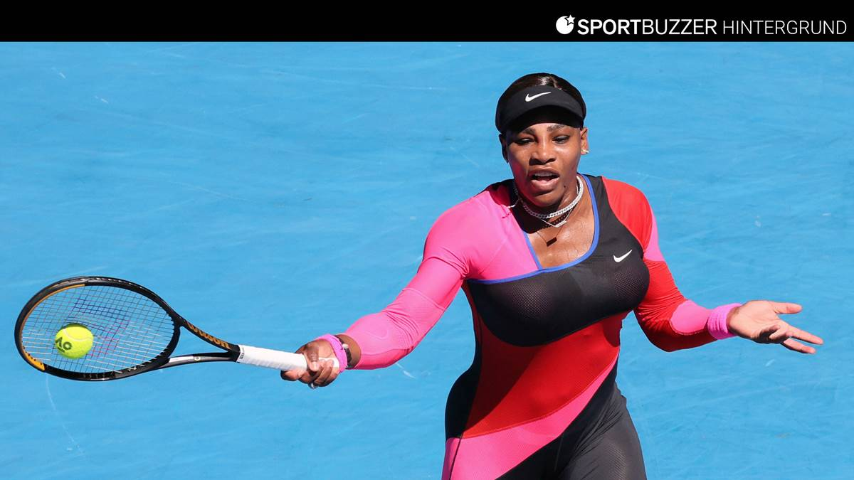 After Aus at the Australian Open: That's behind Serena Williams' emotional reaction