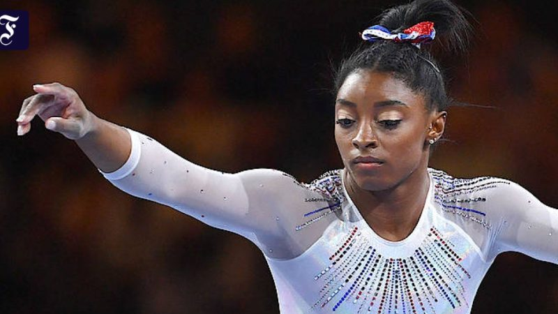 American gymnast star Simon Biles: the abuse scandal isn't over yet
