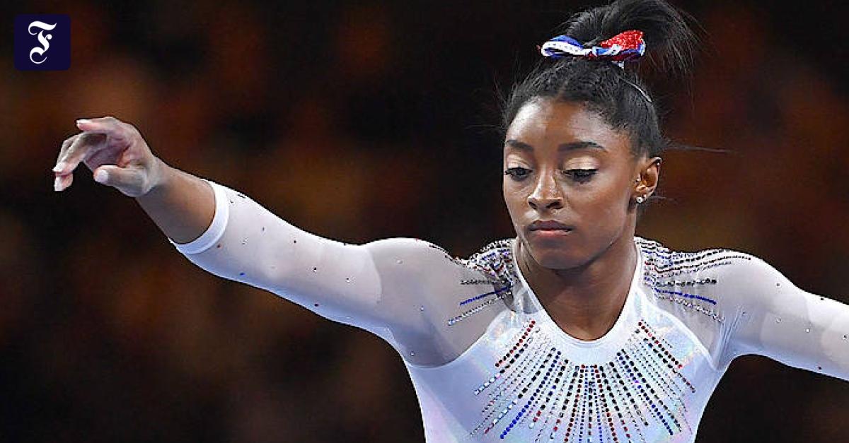 American gymnast star Simon Biles: the abuse scandal isn't over yet