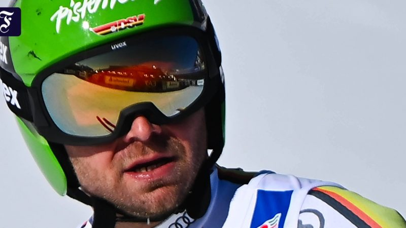 Andreas Sander with the upcoming German skiing coup at the World Cup