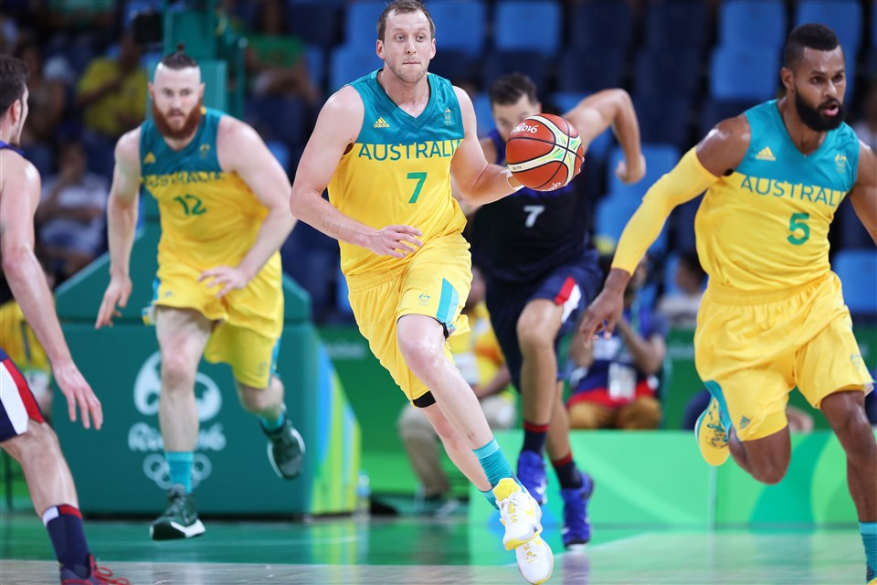 Australia makes its first call to the Tokyo Games with 7 NBA