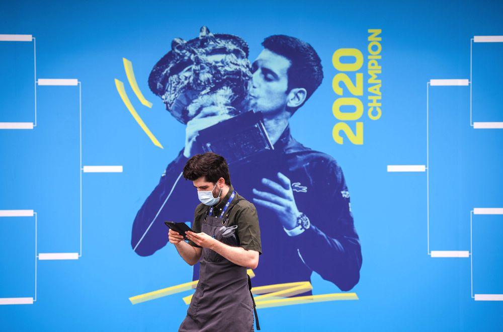 Australian Open 2021: Hotel employee positivity puts Australian Open on watch    Sports