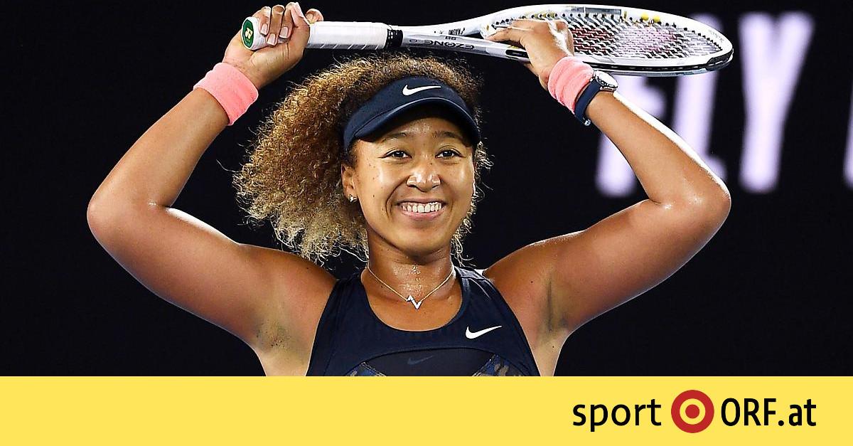 Australian Open: Osaka wins the second title in Melbourne