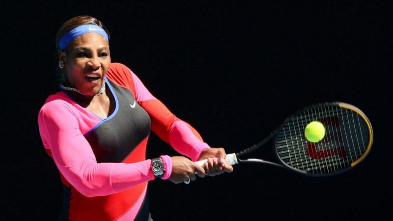 Australian Open - Quarter-finals Serena Williams - Sports