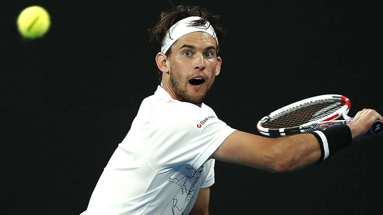 Australian Open live: Dominic Thiem Jaegen, Gregor Dimitrov – Sport Mix – Tennis