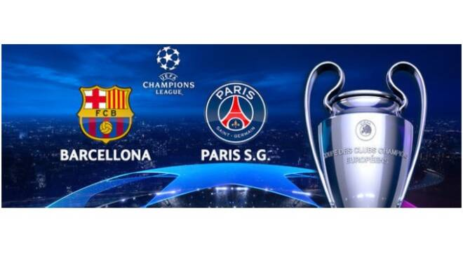 Barcelona- Paris Saint-Germain, my forever friend or me Eni?  February 16 TV