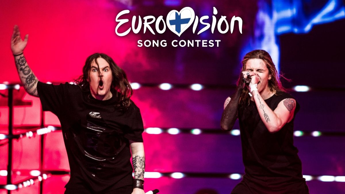 Blind Channel will be Finland's representative at Eurovision 2021