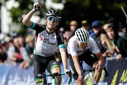 Cameron Mayer reaffirms his title as Australian champion