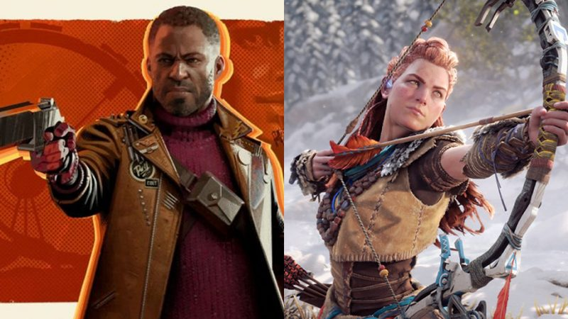Deathloop and Horizon Forbidden West have been chosen as the most awaited developers.  According to a survey by PlayStation    GamingDose.