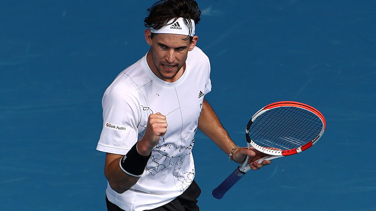 Dominic Tim moves to the second round of the Australian Open – sports mix – tennis