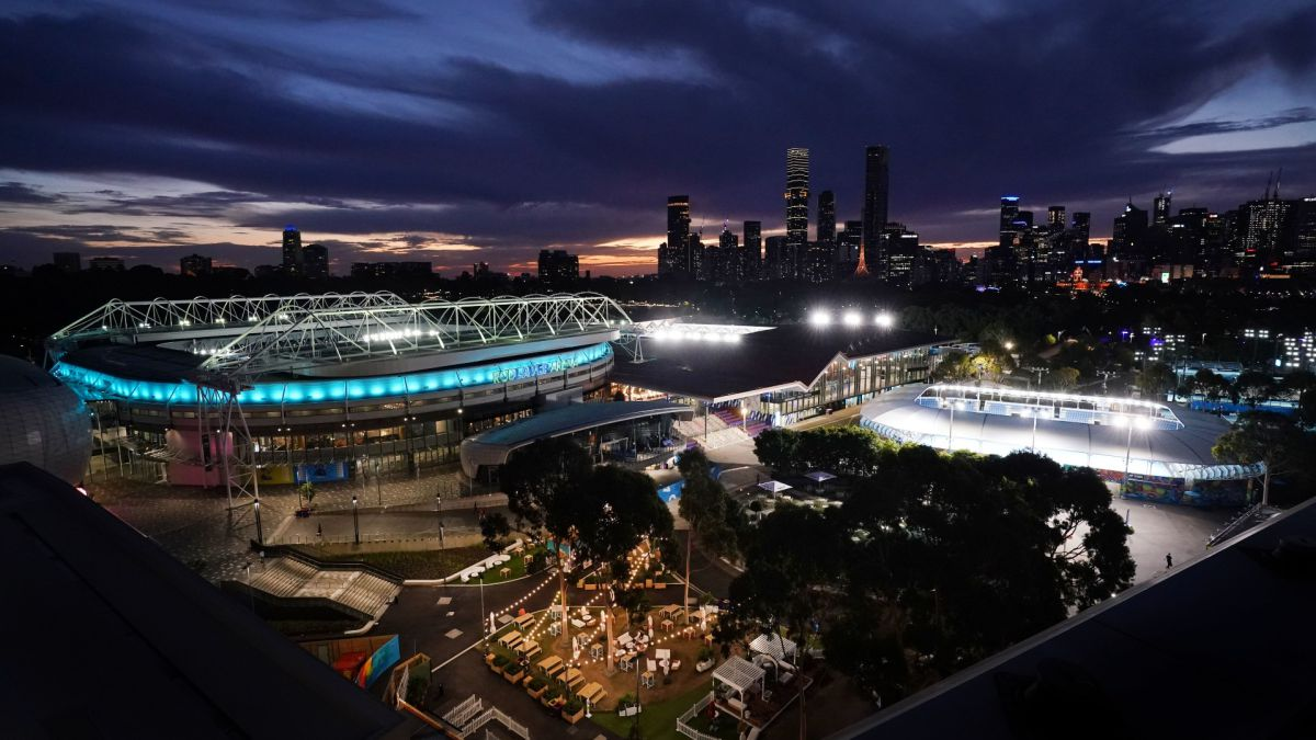 Fans will return to the Australian Open stands