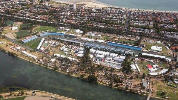 Formula 1 |  These updates are available from Melbourne Race