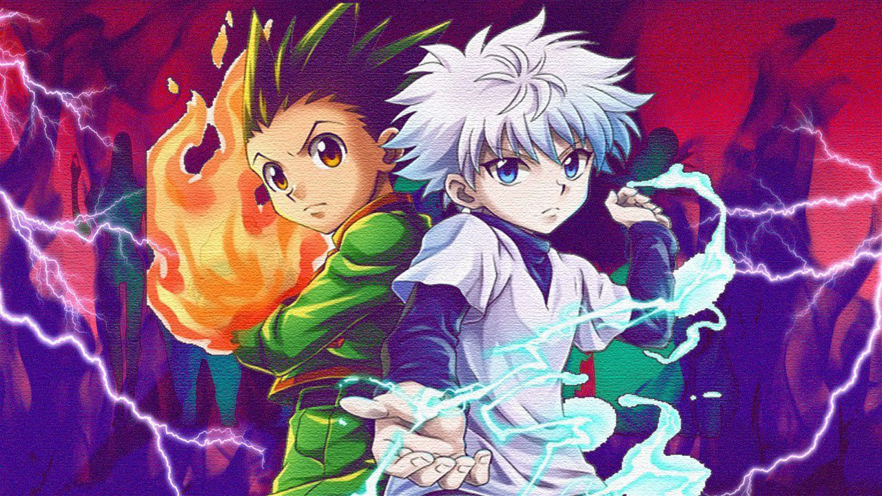 Hunter x Hunter will leave Netflix in March!