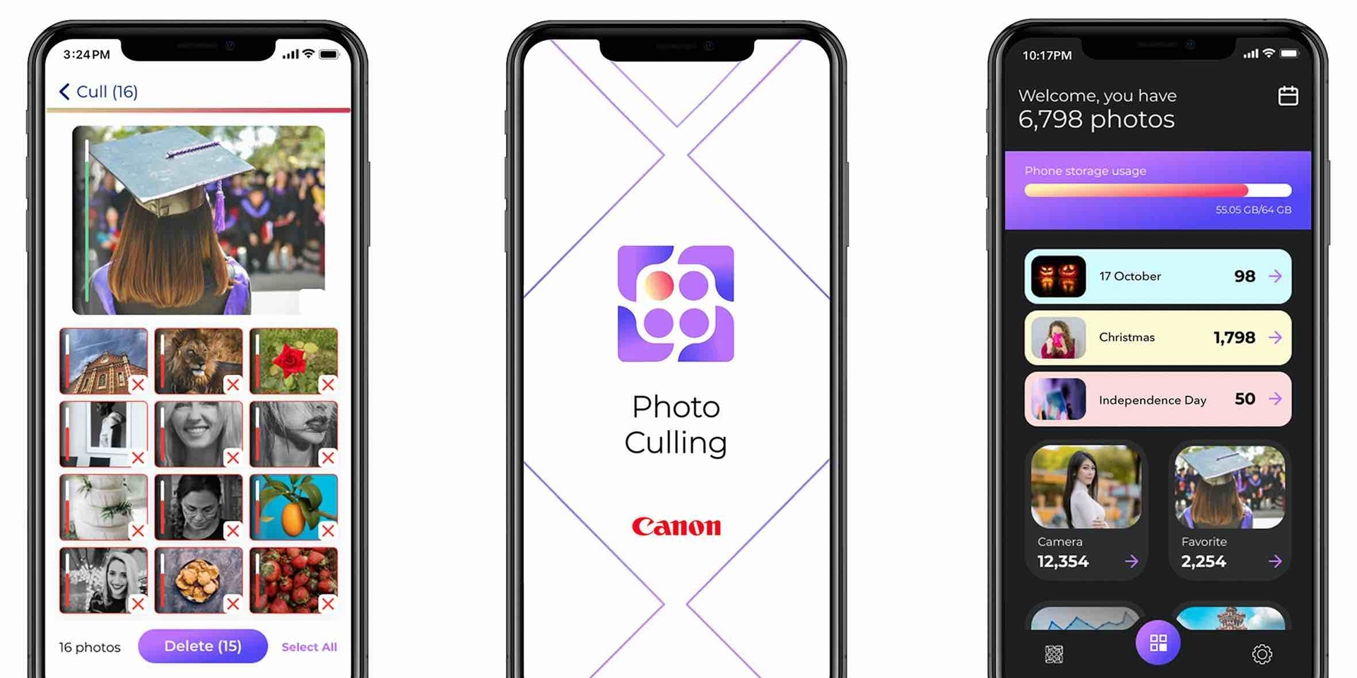 In the new Canon Photo Culling app, AI will rate your photos – DIGIarena.cz