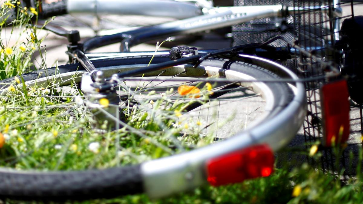 Krumbach: Cyclists have been injured in accidents in the Krumbach region