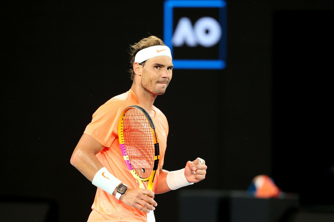La Jornada – Nadal qualified to the Round of 16 in Australia.  Elimination of Feliciano Lopez