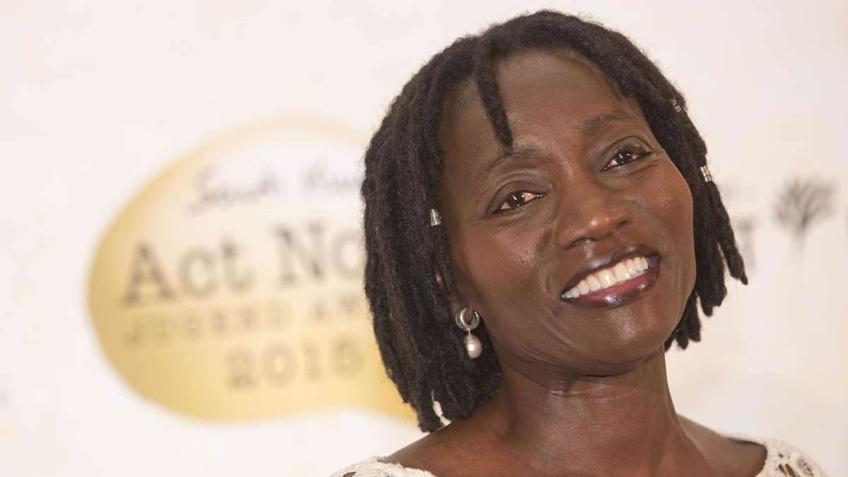 Let's Dance 2021 (RTL): Auma Obama is the sister of the former president – who drove her to Germany