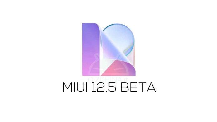 Xiaomi Miwi 12.5 beta