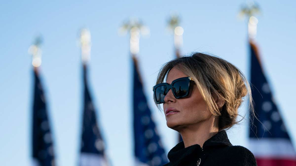 "Melania Trump is not ""recognized as a first lady"" – ex-best friend who breaks up"