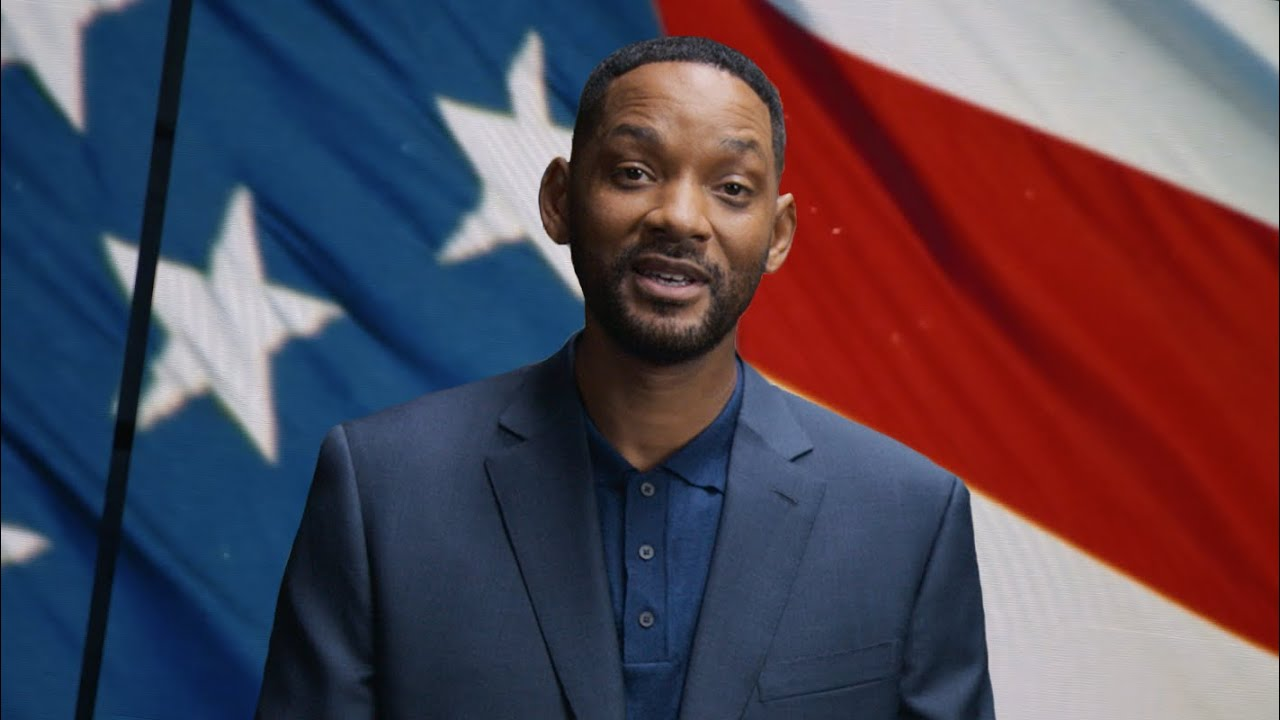 "Netflix: The official trailer for ""Amend: The Fight for America"" ​​has been released with Will Smith"