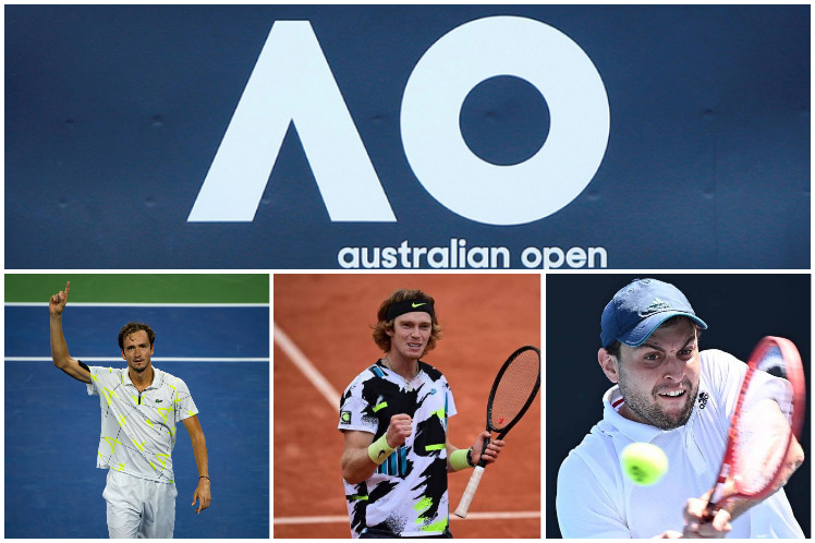 Russian tennis stands out in the Australian Grand Slam – Prince Latina