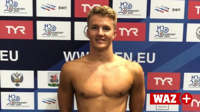 SV Gladbeck 13: Yannick Plasil Searches for Happiness in the USA