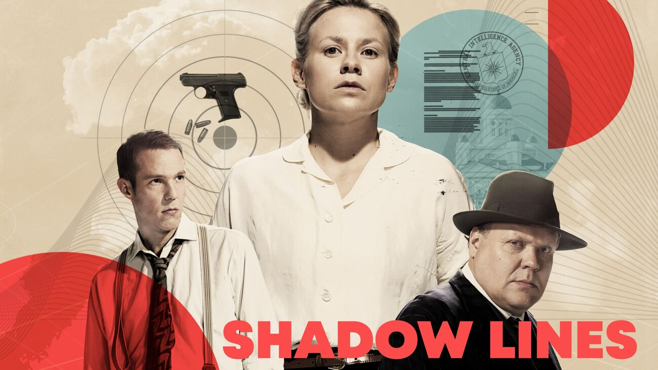 """""""Shadow Lines"""" Finnish TV show is coming to Sundance TV to take us to Finland in the middle of the Cold War"""