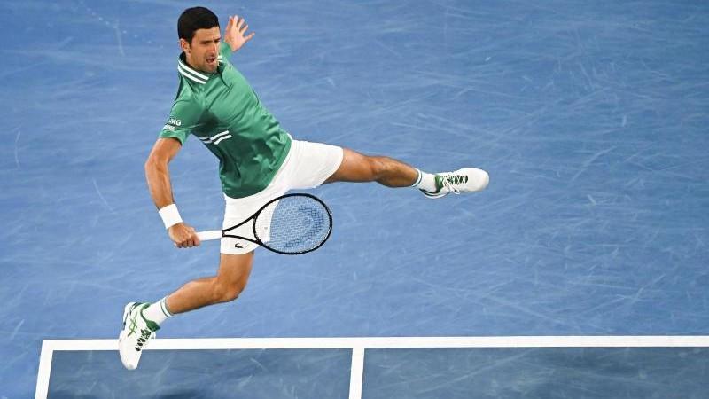Tennis – Djokovic and Simona Halep in Australia – continue the sport