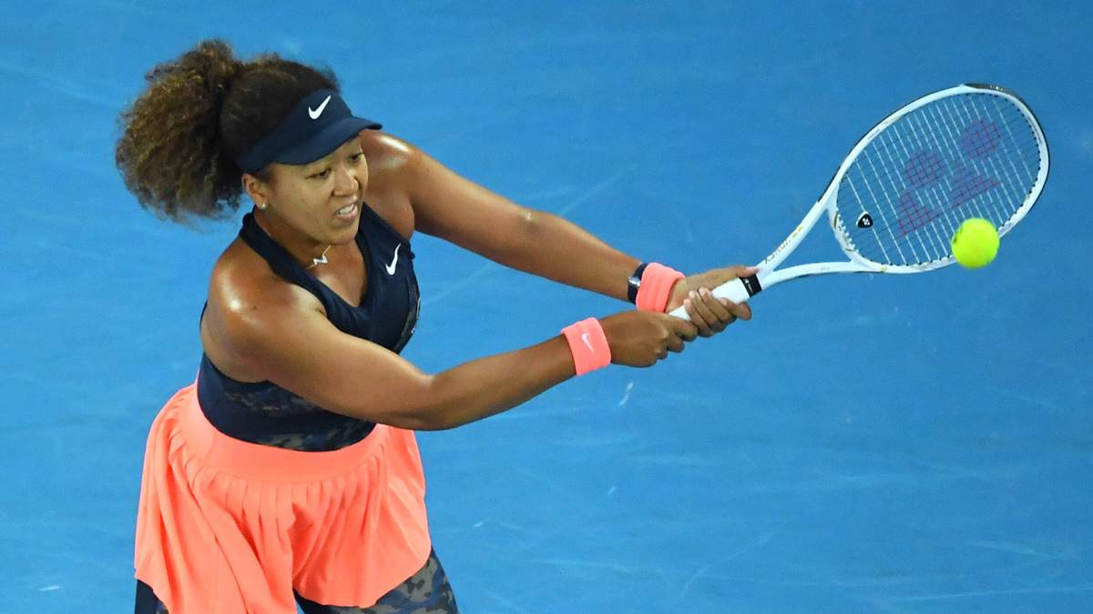 Tennis star Naomi Osaka wins the Australian Open – a sovereign performance in the final