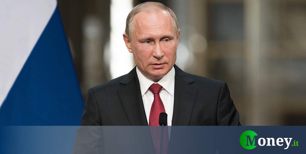 Tensions between the United States and Russia and Putin is ready to give up the dollar?