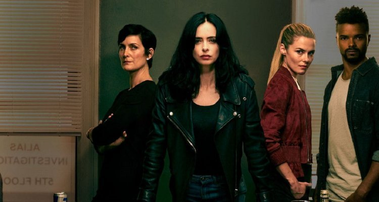 The Punisher and Jessica Jones, the rights belong to Marvel from Netflix – Nerd4.life