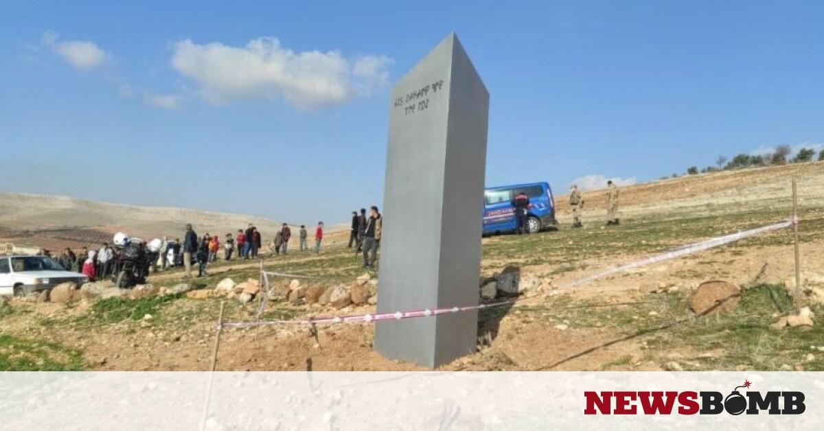 Turkey: a monolith appeared near an ancient temple – Newsbomb – News