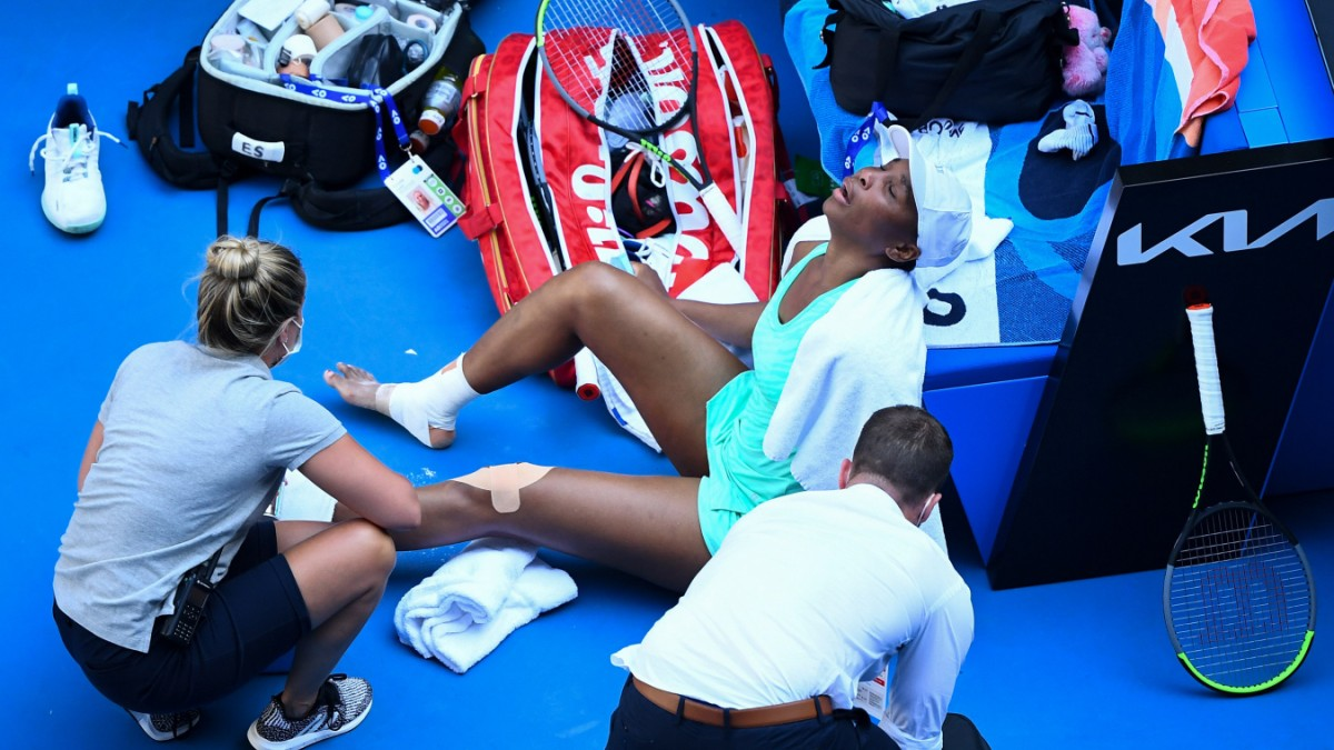 Venus Williams at the Australian Open: Get out with your head high – sport