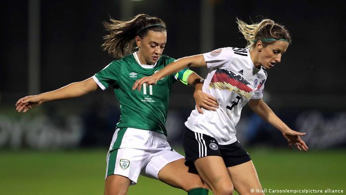 Catherine Julia Hendrich |  A German-Belgian soccer player