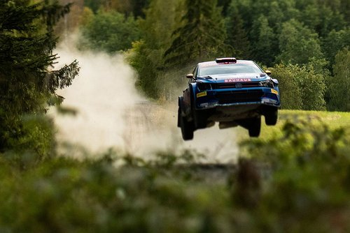 World Rally Championship: Hope to continue in Finland
