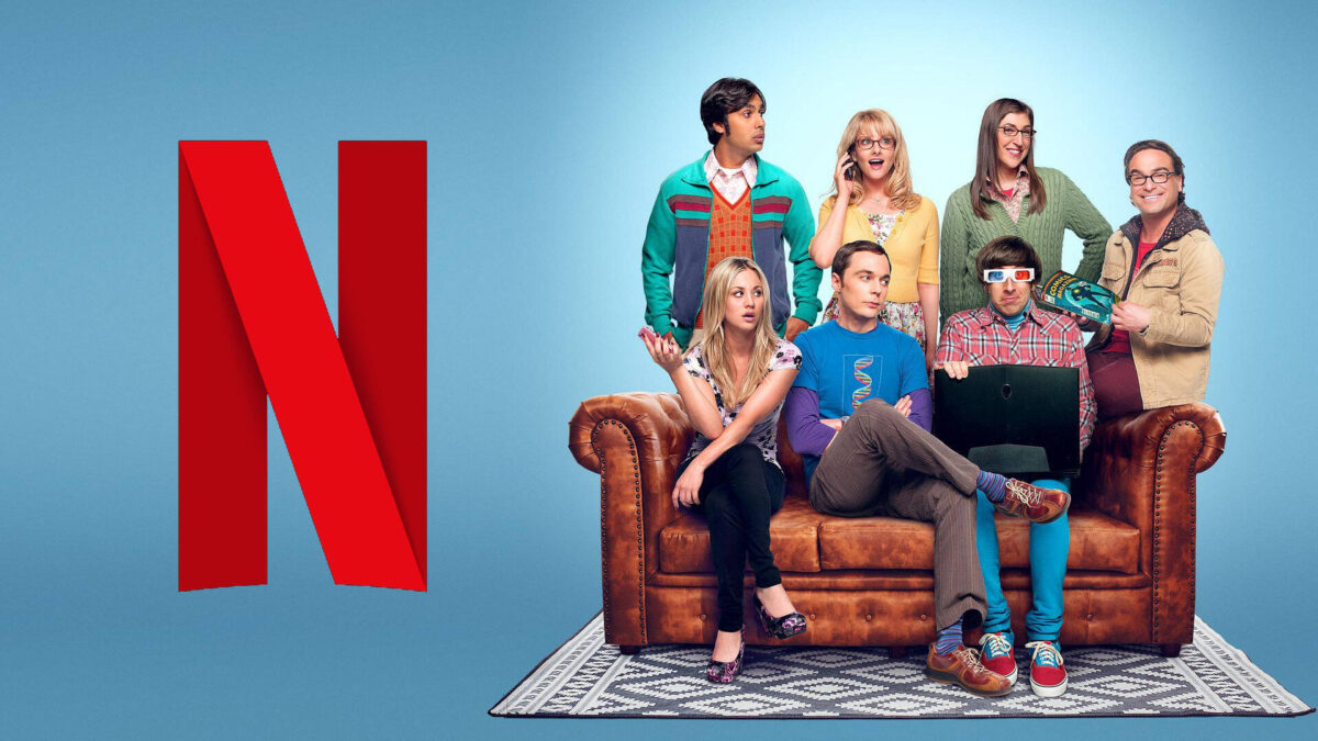 Dissipating The Big Bang Theory on Netflix