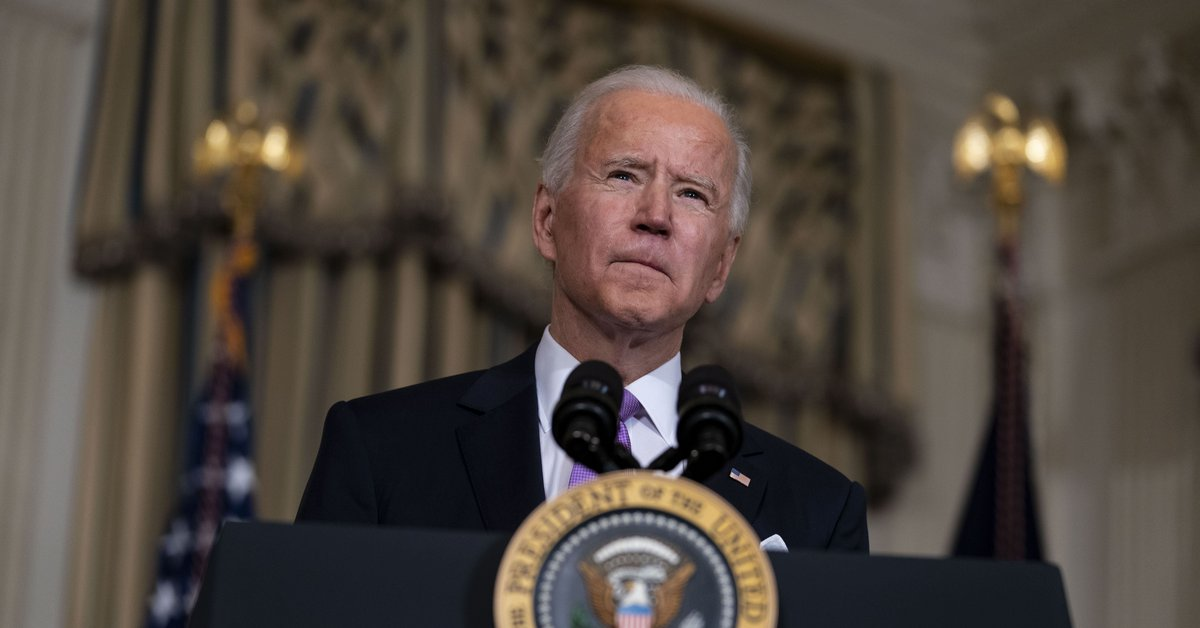 """Joe Biden stressed that the United States is ready to """"reform and revitalize"""" the association with the European Union"""