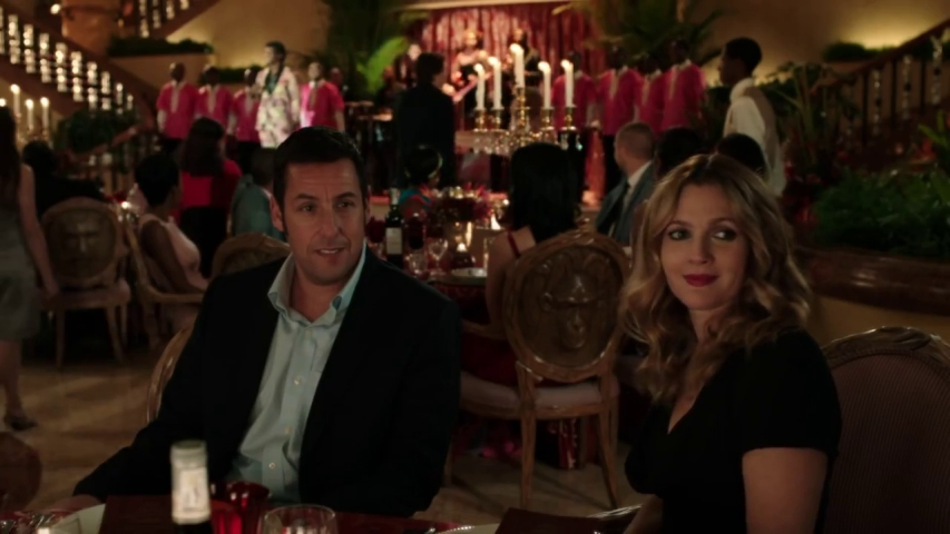 Blended: The comedy starring Adam Sandler and Drew Barrymore is on Netflix