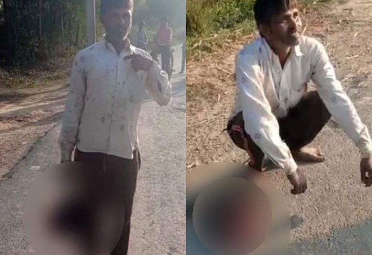 horror!  The father beheaded a 17-year-old man.  Your daughter and I took her to the police because of … Video 18+