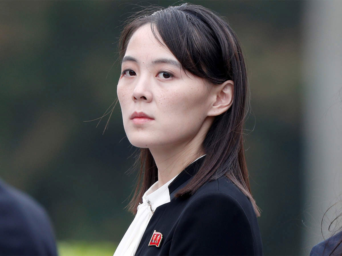 Kim Jong Un's Sister News: North Korean Leader Kim Jong Un Sister Kim Yoo Jong warns US