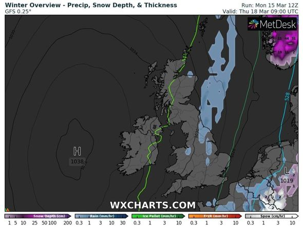 Cold weather forecast: Cold air is expected to arrive from the North
