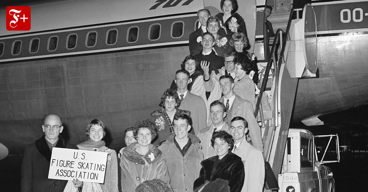 60 years ago, the American figure skating team died in a plane crash